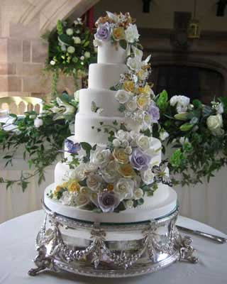 Wedding Cakes Herefordshire
